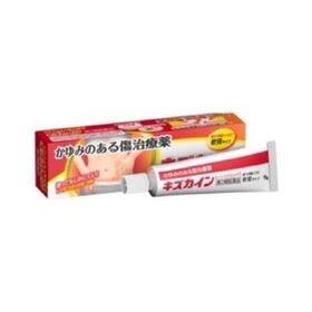【第2類医薬品】キズカイン 15G かゆみ止め 化膿止め