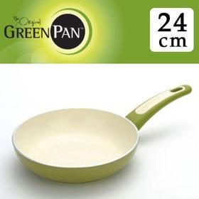 グリーンパン フォーカスライムグリーン フライパン24cm