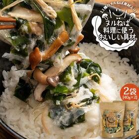 【40g×2】ヌルねば料理に使えるおいしい具材