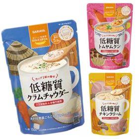 【計18袋(3種各6袋)】SARAYA ロカボスタイル低糖質...