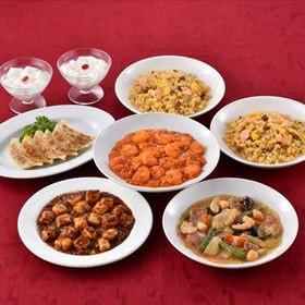 【6種】四川飯店 中華バラエティセット | 陳建一がプロデュースした中華総菜をバラエティセットにしてお届けいたします。