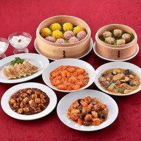 【9種】四川飯店 本格中華料理セット | 陳建一監修の本格中華料理セットです。