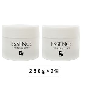 【2個セット】大容量エッセンス美白クリーム