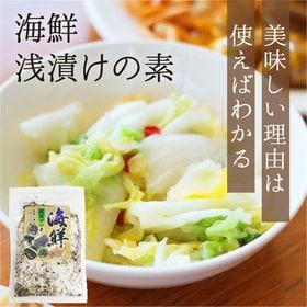 【230g×3】海鮮浅漬けの素