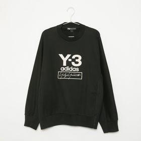 [adidas Y-3] M STACKED LOGO CR...