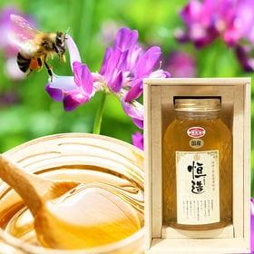 【800g×3箱】純粋・国産蓮華蜂蜜「恒造(つねぞう)」