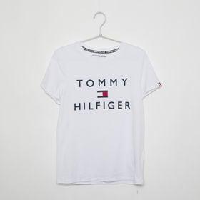 [TOMMY HILFIGER]CREW NECK SS L...