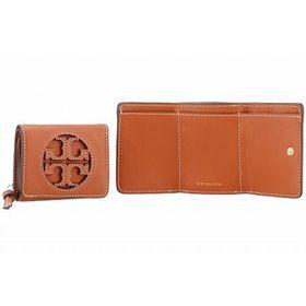 【TORY BURCH】3つ折り財布/MILLER【AGED...