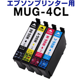 エプソン epson インク 互換インク MUG-4CL 4...