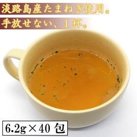 【20包×2袋】国産玉ねぎスープ【淡路島産】