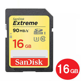 【16GB】サンディスク SDHCカード SDSDXNE-0...
