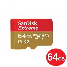 【64GB】サンディスク microSDXCカード SDSQ...