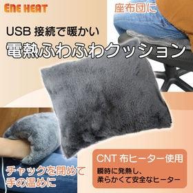 【2枚組】エネヒートシリーズ 汎用ホットクッション