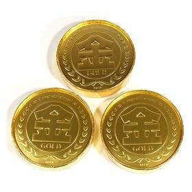 【3コ】リアライズ 金メダルチョコ