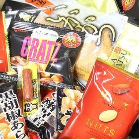 【5種・計140コ】小袋食べきりおつまみ珍味 小分けセット ...