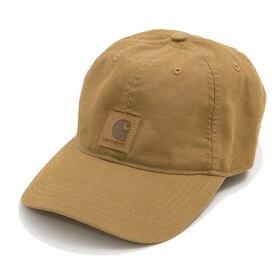 ブラウン [CARHARTT]キャップ ODESSA CAP