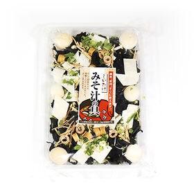 【62g】森田製菓 しいたけみそ汁の具