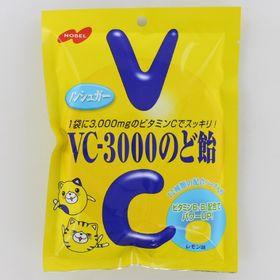 【90G×12個】VCー3000のど飴 レモン