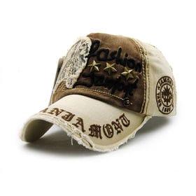 【ブラウン】キャップ 帽子 メンズ レディース キャップ ダ...
