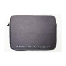 グレー【FONDATION LOUIS VUITTON】美術館 限定 PCケース | #Note PC case GREY  パリのルイヴィトン美術館 限定商品