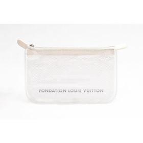 【FONDATION LOUIS VUITTON】美術館 限定 ポーチ #Polka Dot Clu | パリのルイヴィトン美術館 限定商品