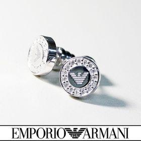 ENPORIO ARMANI エンポリオ アルマーニ シルバ...