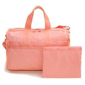 ピンク [LeSportsac]ボストンバッグ MEDIUM WEEKENDER | 軽くて丈夫なミディアムサイズのボストンバッグ!旅行やジム通いなどに◎