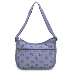ブルー [LeSportsac]ショルダーバッグ CLASSIC HOBO | レスポ定番のショルダーバッグ!自分好みのプリントを見つけよう♪