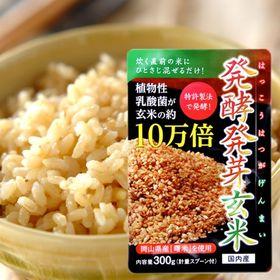 【300g】国産 発酵発芽玄米