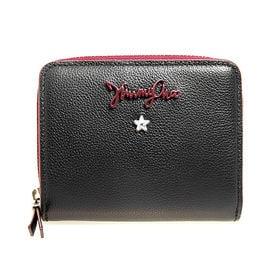 【色:BLACK-ブラック】ジミーチュウ 二つ折り財布 AN...