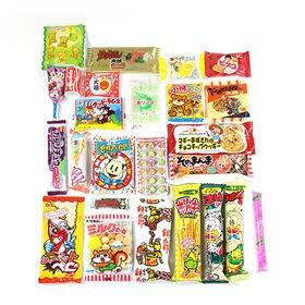 【25種・計25コ】厳選♪子どもがよろこぶ駄菓子セット A