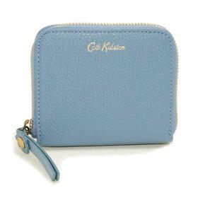 [CathKidston]折り財布 ブルー MINI CON...