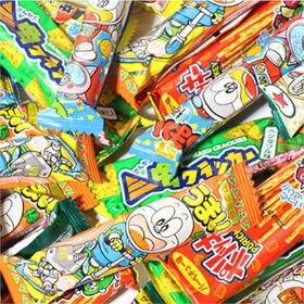 【6種・30コ】やおきん ザ・定番!駄菓子スナックセット
