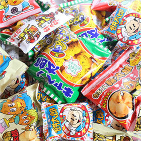 【6種・計62コ】人気の菓道太郎スナックセット A