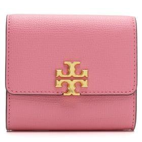 【色:BUBBLEGUM-ピンク】トリーバーチ 二つ折り財布...