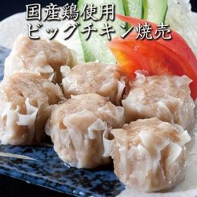 【500g×4パックセット】国産ビッグチキン焼売(1個約35...