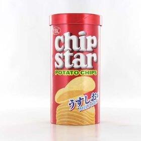 【50G×16個】チップスターS うすしお味