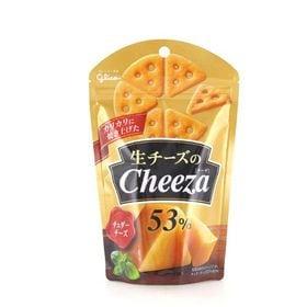 【40G×10個】生チーズのチーザ チェダーチーズ