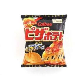 【63G×24個】ピザポテト