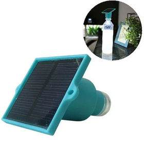 【ブルー】ペットボトル用ソーラーライト