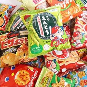 【14種・計21コ】カルビー カープ坊やパッケージのかっぱえ...