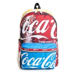[LeSportsac×CocaCola]バックパック CARSON BACKPACK | 誰もが知るアイコニックなブランド「コカ・コーラ」との限定コラボレーションアイテム!