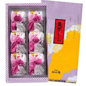 【2箱セット】筑紫もち 6個入り 如水庵 福岡博多土産