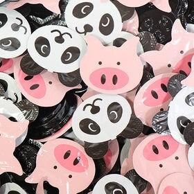 【120コ入り】パンダだブー 子どもウケするおもしろネーミン...