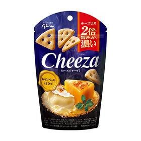 【4コ入り】グリコ 生チーズのチーザ〈カマンベール仕立て〉