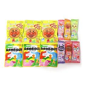 こどものお菓子 グミ・キャンディ セット