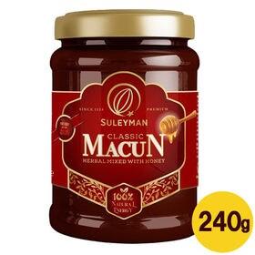 【240g】Classic MACUN(ハーブペースト)