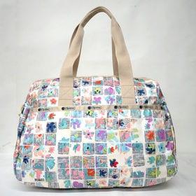 [LeSportsac}ボストンバッグ HARPER BAG(オフホワイト) | 機内に持ち込める優秀ボストンバッグ!ちょっとした旅行やジムバッグに◎