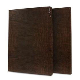 【Crocodile Brown】 iPad Pro 201...