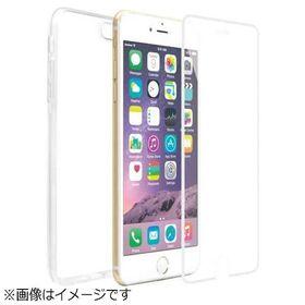【ホワイト】iPhone 6Plus / 6sPlus ガラ...